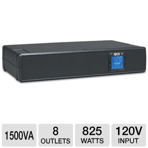 Tripp Lite Omni Smart 8 Outlet 1500VA UPS