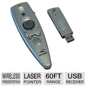 Tripp Lite Keyspan Wireless Presentation Remote