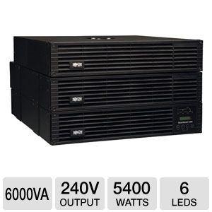 TrippLite SU6000RT4UTFHW 6000VA SmartOnline UPS