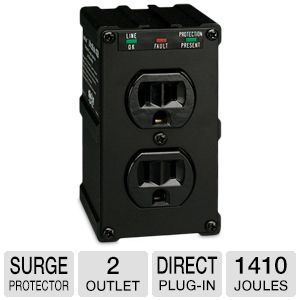 TrippLite ISOBAR Series Ultrablok Surge Protector