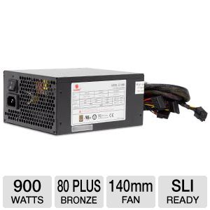 Coolmax ZU Series 900W Power Supply