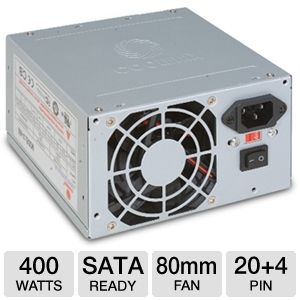 Coolmax 400-W Power Supply