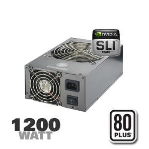 Coolmax CUQ-1200B 1200-Watt Power Supply