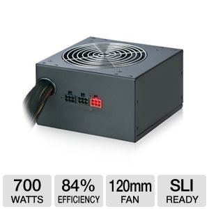 Coolmax CU-700B 700-Watt Power Supply