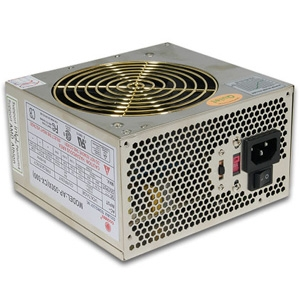 Coolmax 400W ATX Power Supply Silver
