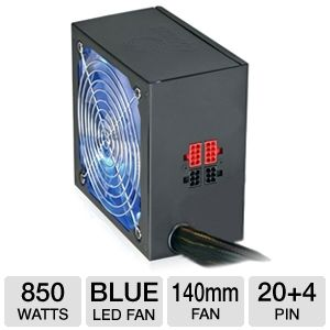 Coolmax CUL-850B Power Supply