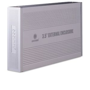 "Coolmax HD-389-U2 3.5"" External Hard Drive Enclosu"