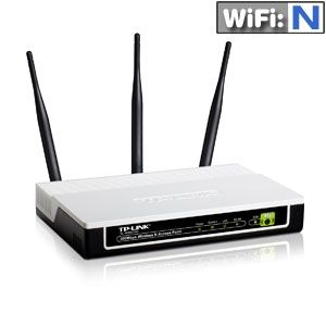 TP-Link 10/100 Wireless N Access Point