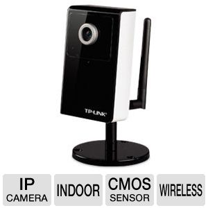 TP-Link Wireless 2-Way Audio Surveillance Camera