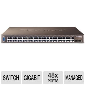 TP-LINK JetStream L2 Managed Switch