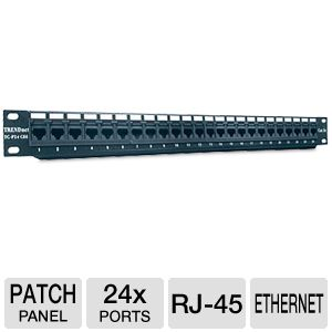 TRENDnet Patch Panel