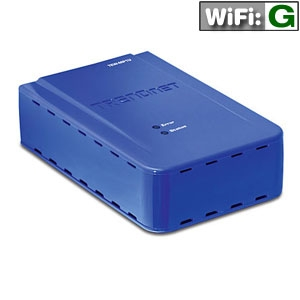 TRENDnet TEW-MP1U Wireless G Print Server