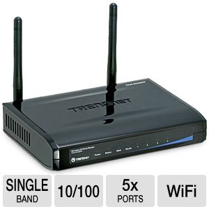 TRENDnet TEW-652BRP Wireless N Home Router