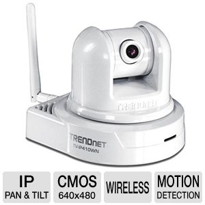 TRENDnet SecurView Internet Camera