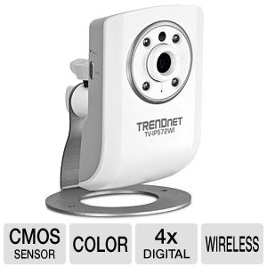 TRENDnet TV IP572WI Megapixel Wireless N Day/Night