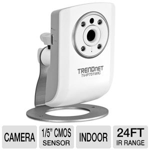 TRENDnet Wireless Day/Night Cloud Camera