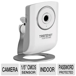 TRENDnet Wireless Cloud Camera