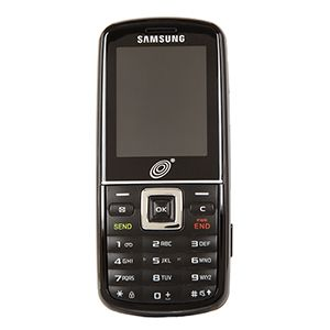 Net10 Samsung T401G Black (Prepaid Phone) REFURB