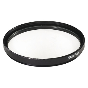 Sunpak CF-7037 UV 72mm Ultra-Violet Filter