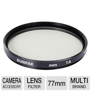 Sunpak CF-7012-SK 77mm Skylight Filter