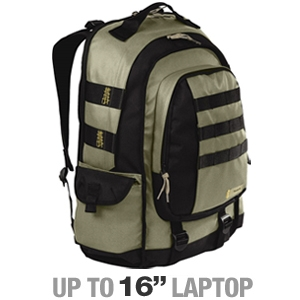 Targus TSB17501US Military Backpack