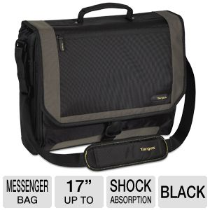 Targus TCG200 CityGear Miami Messenger Case