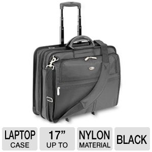 Targus XL Rolling Laptop Case