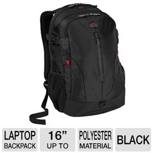 Targus TSB226US Terra Laptop Backpack