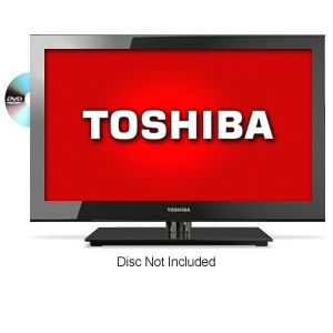 Toshiba 24&quot; Class LED HDTV/DVD Combo REFURB