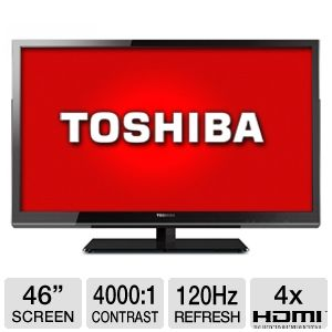 Toshiba 46SL417U 46&quot; Class Widescreeen LED  REFURB
