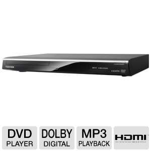 Toshiba 1080p DVD Player with Remote Control