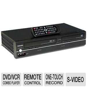 Toshiba SD-V296 DVD/VCR Combo Player