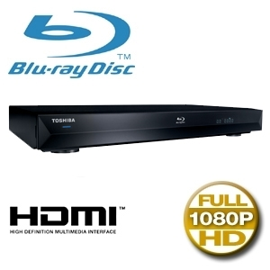Toshiba BDX2000 Blu-Ray Player With BD Live REFURB