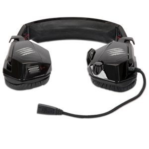 PC F.R.E.Q.5 STEREO HEADSET (GLOSS BLACK