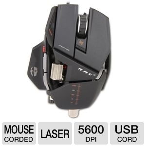 Cyborg R.A.T. 7 Gaming Mouse