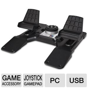 Saitek Pro Flight USB PC Cessna Rudder Pedals
