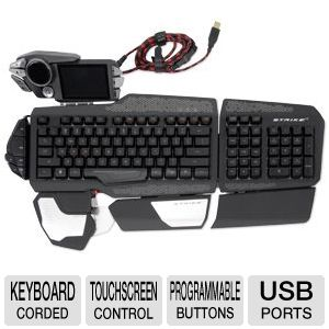 MadCatz STRIKE 7 PC Gaming Keyboard