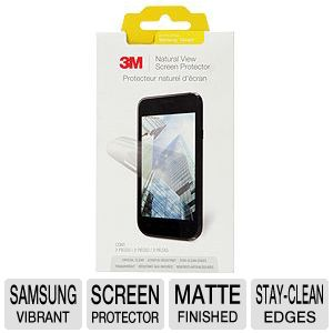 3M Natural View Screen Protector Samsung Vibrant