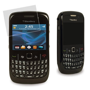 3M Cell Phone Privacy Film BlackBerry Curve 8520