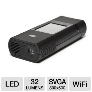 3M MP180 Lumens Pocket Projector