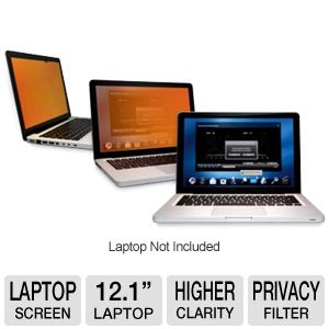 3M GOLD Widescreen Notebook Privacy Filter