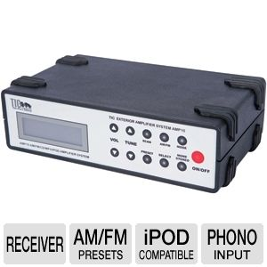 TIC AMP10 Outdoor Receiver Amplifier