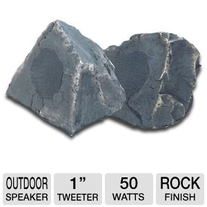 TIC Corporation TFS0SL Outdoor Rock Speakers