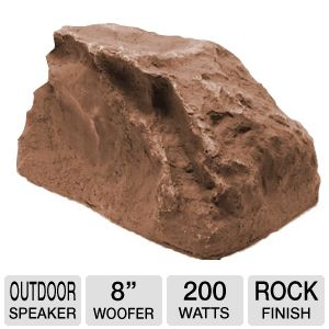 TIC Corporation TFS10-CN Outdoor Rock Speaker