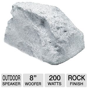 TIC Corporation TFS10-WG Outdoor Rock Speaker