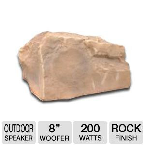 TIC Corporation TFS12CN Outdoor Rock Speaker
