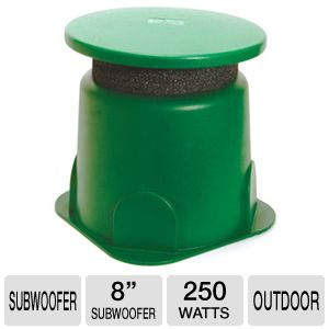 TIC Corporation GS50 Exterior Mini Subwoofer Omni
