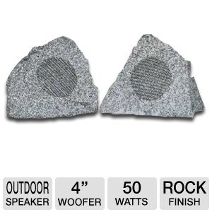 TIC Corporation TFS0WG Outdoor Rock Speakers