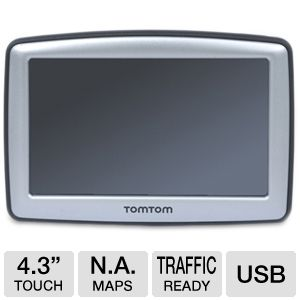 "TomTom XL330S 4.3"" TTS - Refurbished"
