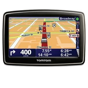 TomTom XL 340-S GPS